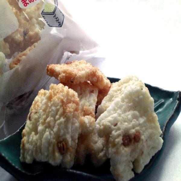 画像1: 米匠堂揚おかき小米もちまとめ買い10袋箱入-福井名物-越前の味と心うまいもの大好き (1)