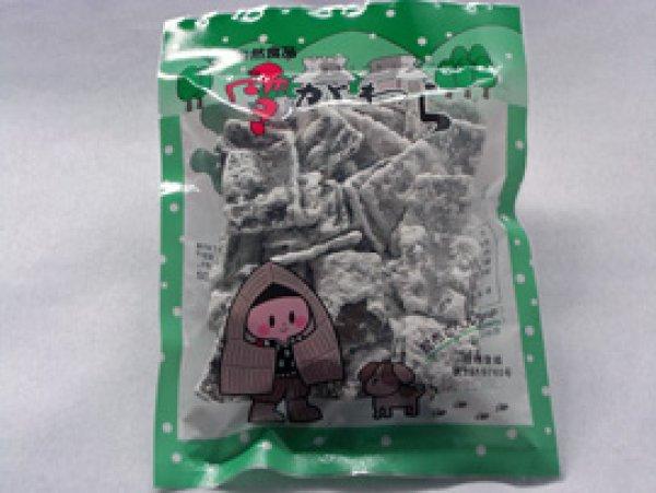 画像1: 雪がわら亀屋製菓-60g袋入帯包装付-越前の味と心うまいもの大好き!》 (1)